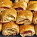Small Puff Pastries